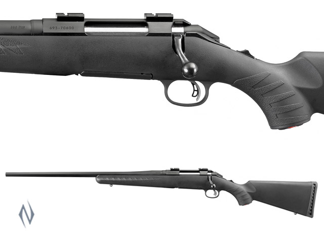 RUGER AMERICAN RIFLE 308 WIN BLUED LEFT HAND Image