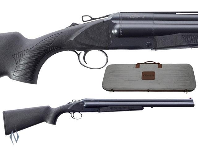 "AKKAR 3 12G 20"" 3 SHOT BLACK SYNTHETIC EXTRACTOR Image"