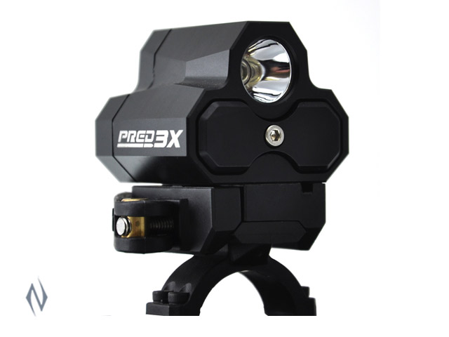 LIGHTFORCE PRED3X FIREARM MOUNTED LIGHT Image