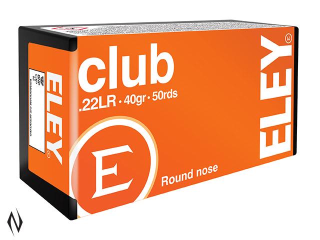 ELEY 22LR CLUB Image