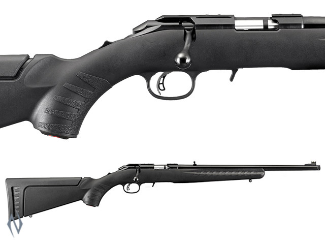 "RUGER AMERICAN RIMFIRE 17HMR 18"" THREADED Image"