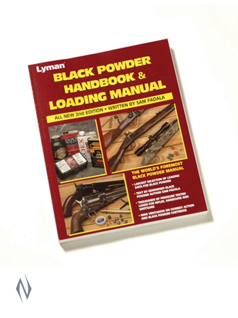 LYMAN BOOK  BLACK POWDER 2ND EDITION Image