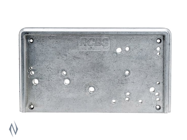 RCBS ACCESSORY BASE PLATE - 3 Image