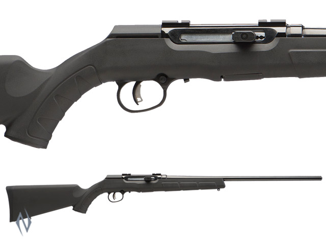 SAVAGE A17 17HMR SEMI AUTO BLUED SYNTHETIC 10 SHOT Image