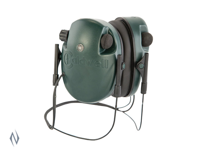 CALDWELL EMAX LOW PROFILE BEHIND HEAD ELECTRONIC EAR MUFFS Image