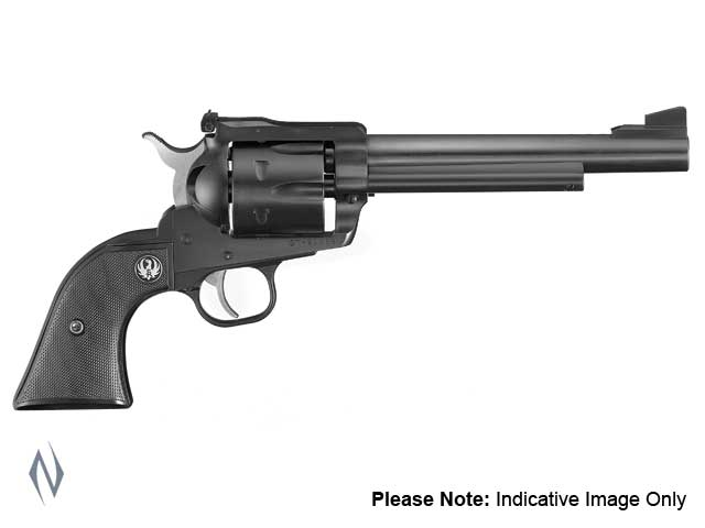 RUGER BLACKHAWK 30M1 BLUE 190MM Image