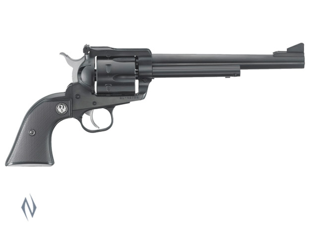 "RUGER BLACKHAWK 45LC BLUED 190MM 7.5"" Image"