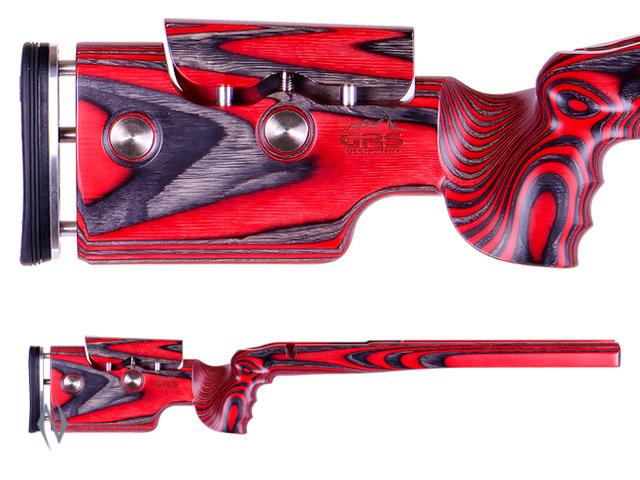 GRS KELBLY X EATER STOCK BARNARD P 308 BLACK/ RED Image