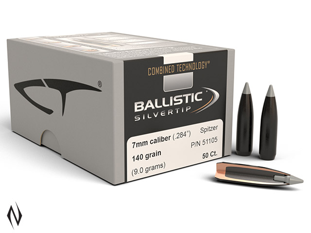 NOSLER 7MM 140GR BST 50PK Image
