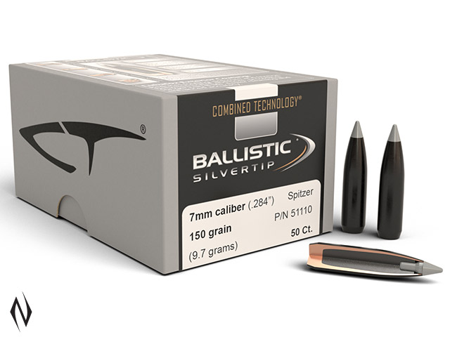 NOSLER 7MM 150GR BST 50PK Image