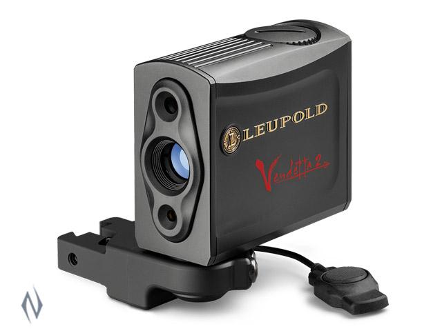 LEUPOLD VENDETTA 2 BOW RANGEFINDER BLACK Image