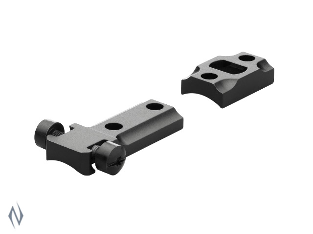 LEUPOLD 2 PIECE BASES STD RUGER AMERICAN RIMFIRE MATTE Image