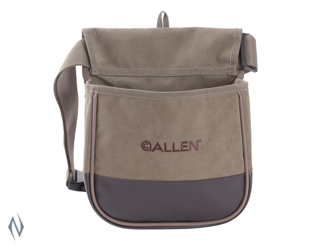 ALLEN SELECT CANVAS DOUBLE SHOTSHELL BAG WITH BELT Image