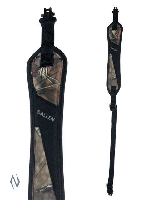 ALLEN GLENWOOD LIGHTWEIGHT SLING CAMO + SWIVELS Image