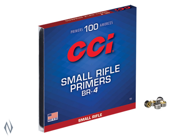 CCI PRIMER BR4 BENCHREST SMALL RIFLE Image