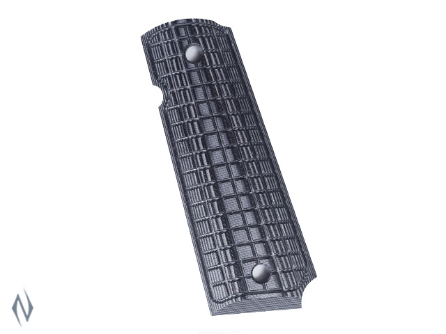 PACHMAYR G10 TACTICAL GRIPS 1911 GREY / BLACK COARSE Image