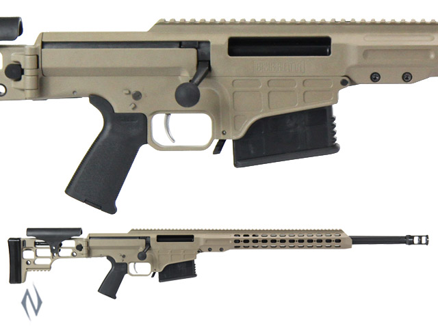 "BARRETT MRAD 300 WIN 24"" FLUTED FOLDING STOCK FDE Image"