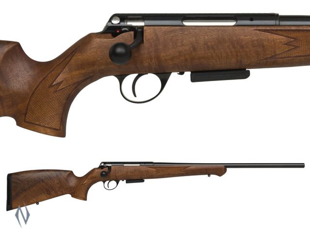 ANSCHUTZ 1771D 223 REM 4 SHOT GERMAN STOCK RIFLE Image