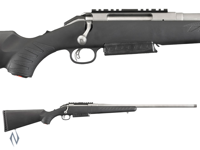 RUGER AMERICAN MAGNUM STAINLESS Image