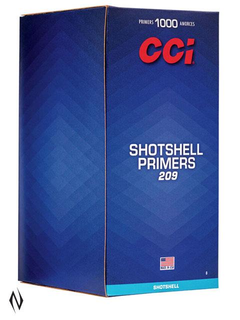 CCI PRIMER 209 SHOTSHELL Image