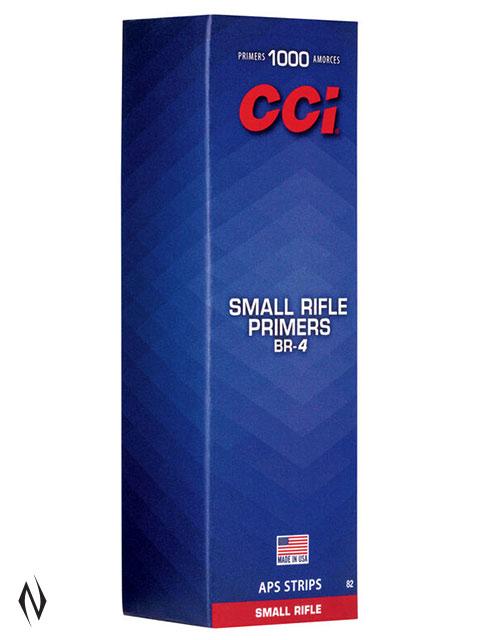 CCI PRIMER STRIPS APS BR4 SMALL RIFLE Image