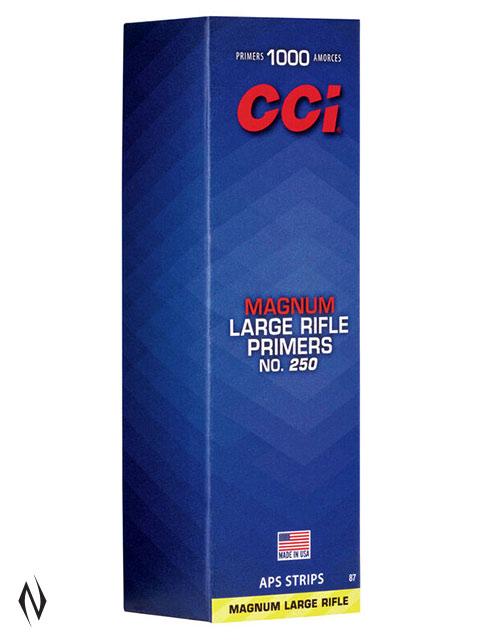 CCI PRIMER STRIPS APS 250 LARGE RIFLE MAGNUM Image
