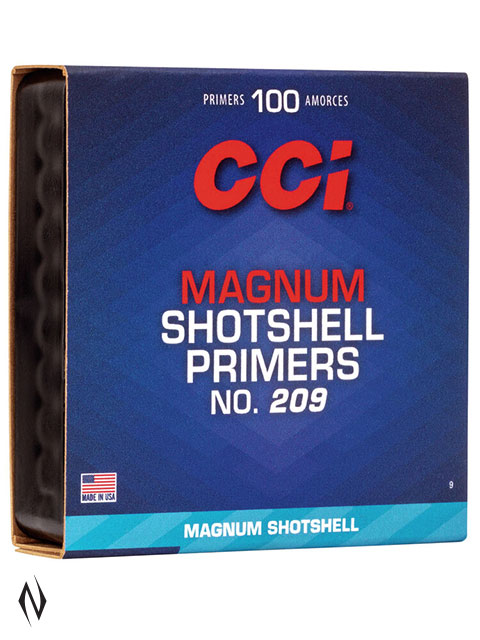 CCI PRIMER 209M SHOTSHELL Image