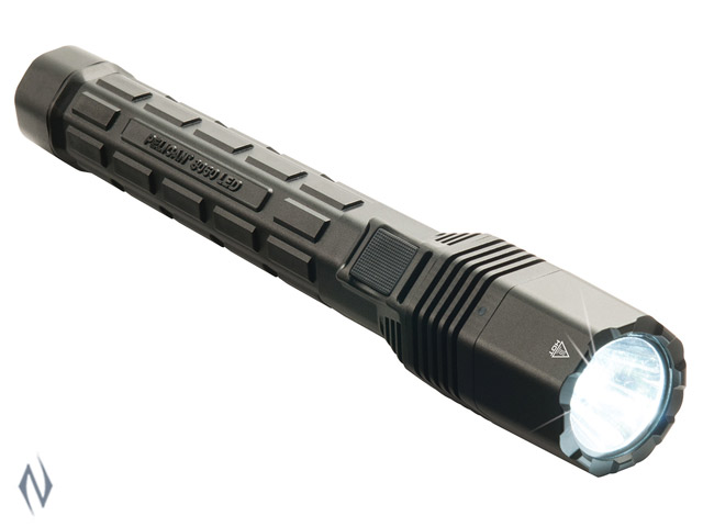 PELICAN TORCH 8060 LED TACTICAL RECHARGEABLE BLACK 803 LUM Image