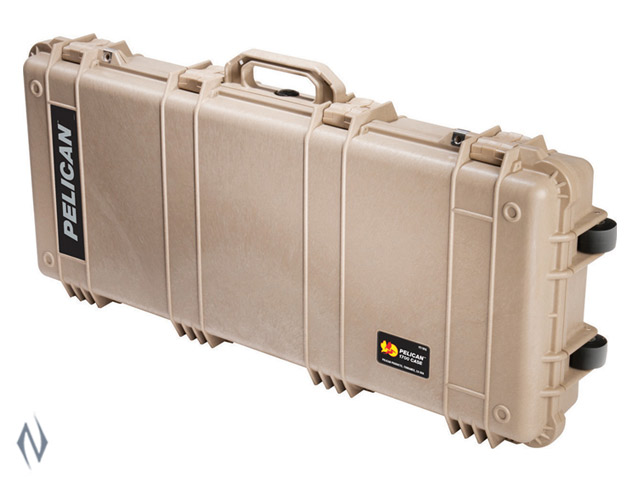 "PELICAN 1700 LONG CASE DESERT TAN 35.7"" INTERNAL Image"