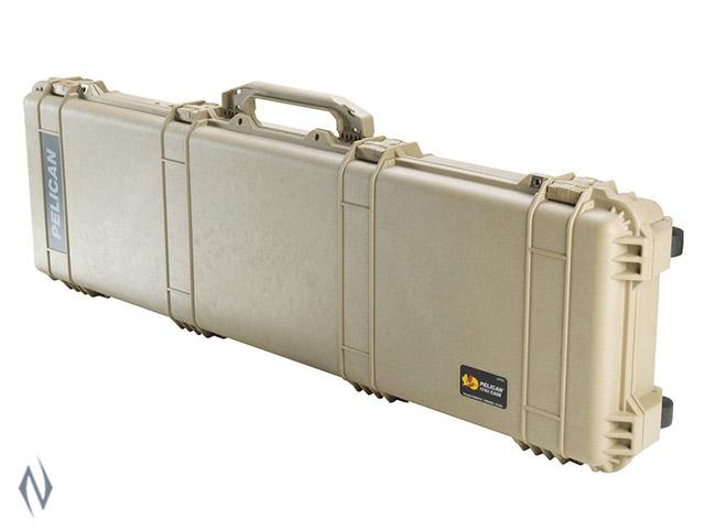 "PELICAN 1750 LONG CASE DESERT TAN 50.5"" INTERNAL Image"