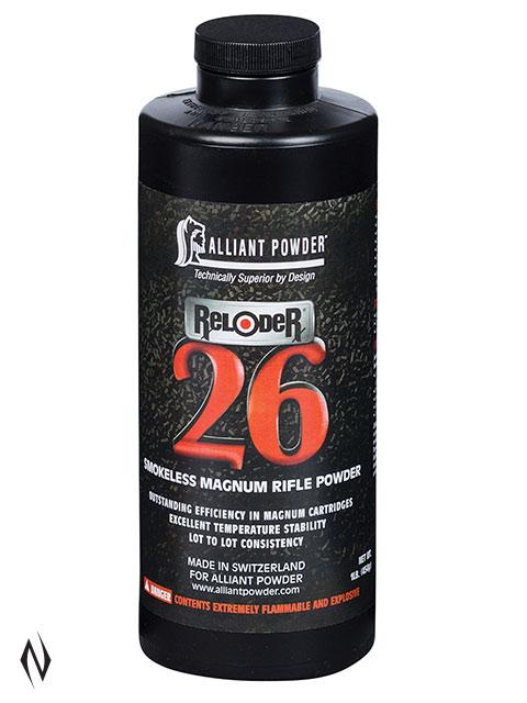 ALLIANT RELODER 26 1LB .454KG Image