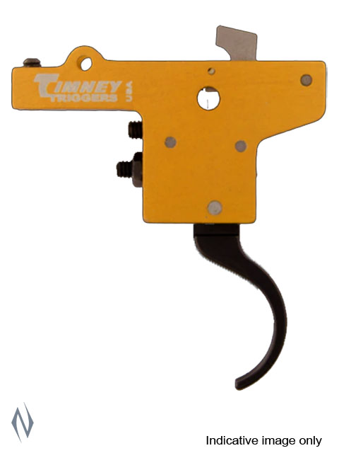 TIMNEY TRIGGER FEATHERWEIGHT MAUSER 98 FN NO SAFETY Image