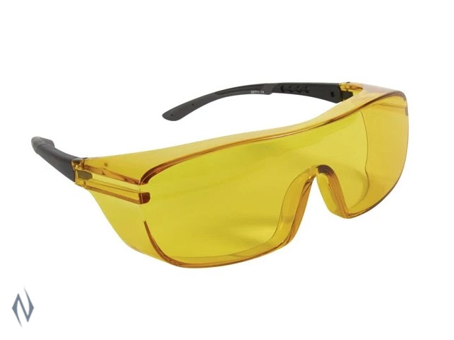ALLEN ION BALLISTIC OVER GLASSES YELLOW Image
