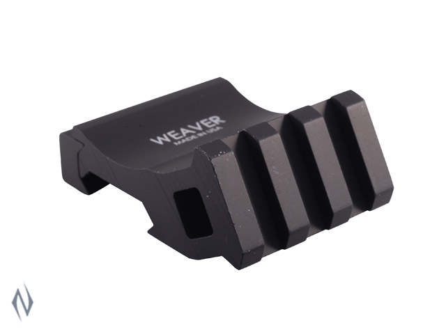 WEAVER TACTICAL OFFSET PICATINNY RAIL ADAPTER Image