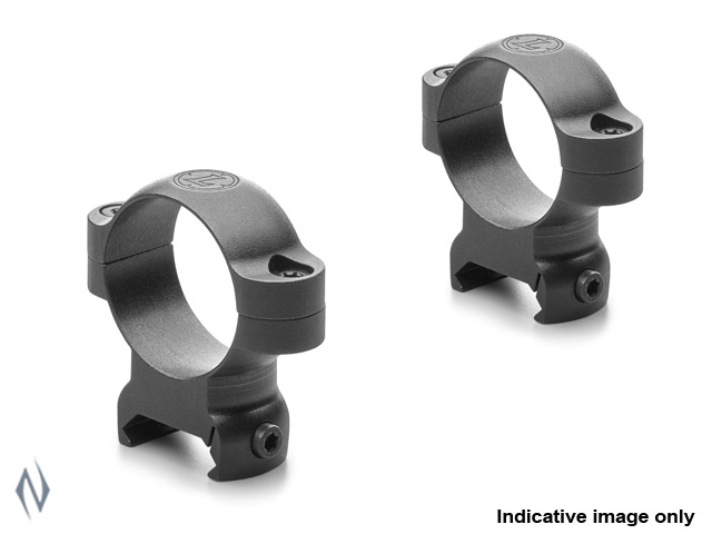 LEUPOLD LRW 30MM RINGS HIGH MATTE Image