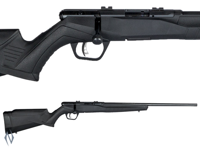 SAVAGE B22 22 WMR MAGNUM F BLUED SYNTHETIC 10 SHOT Image