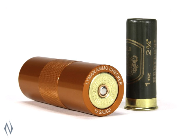 LYMAN AMMO CHECKER SINGLE CALIBRE 12GA Image