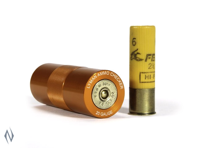 LYMAN AMMO CHECKER SINGLE CALIBRE 20GA Image