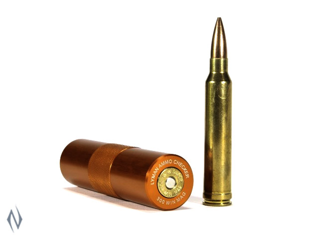 LYMAN AMMO CHECKER SINGLE CALIBRE 300 WIN MAG Image