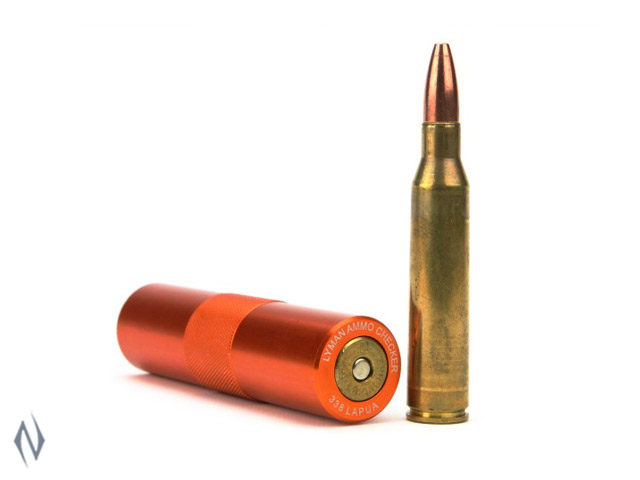 LYMAN AMMO CHECKER SINGLE CALIBRE 338 LAPUA Image