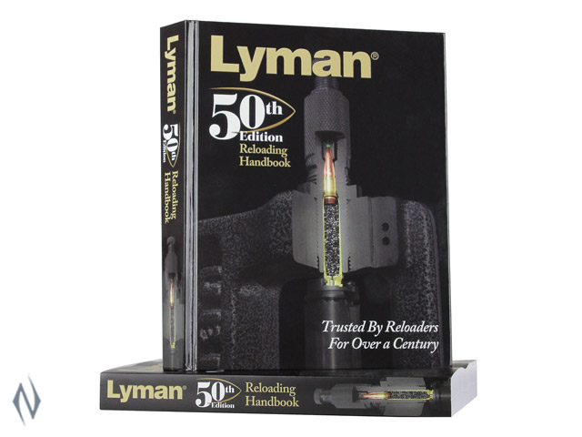 LYMAN 50TH EDITION RELOADING BOOK Image