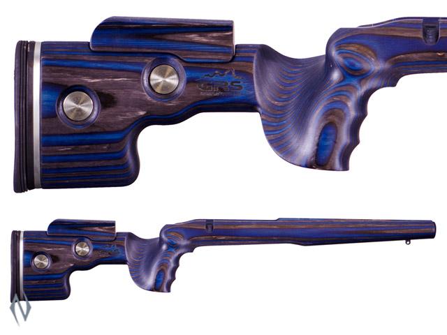 GRS SPORTER STOCK REM 700 BDL SA BLACK/ BLUE Image