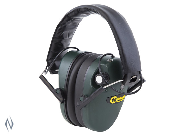 CALDWELL EMAX LOW PROFILE ELECTRONIC EAR MUFFS Image