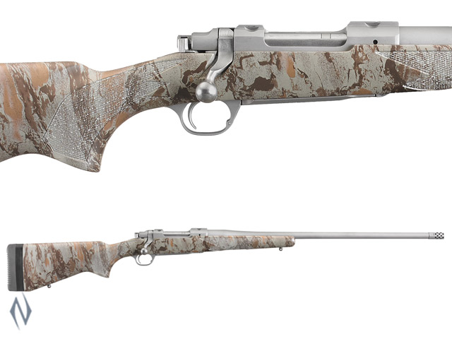 RUGER 77 HAWKEYE FTW HUNTER STAINLESS Image