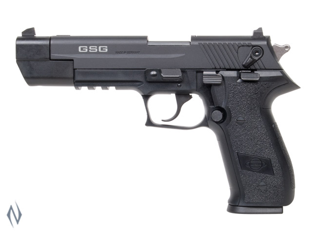 GSG FIREFLY SPORT BLACK 22LR 124MM 10 SHOT Image