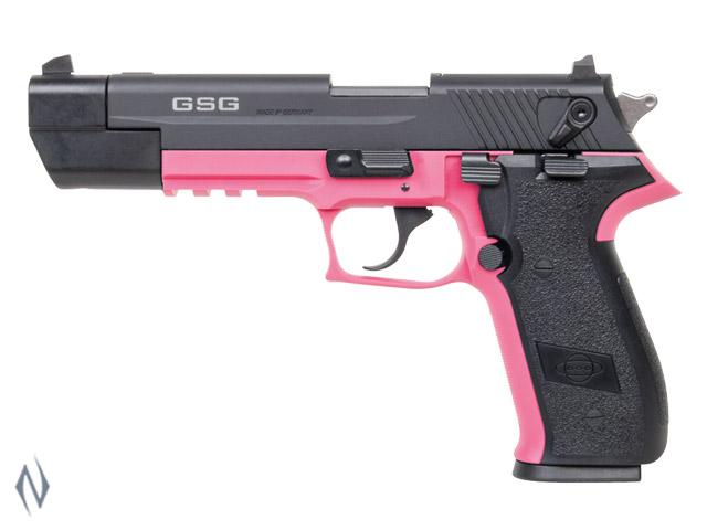 GSG FIREFLY SPORT PINK 22LR 124MM 10 SHOT Image