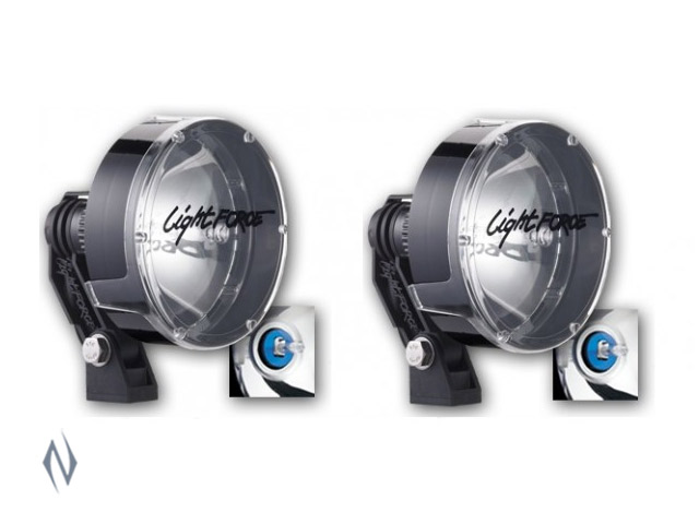 LIGHTFORCE DRIVING LIGHT 170 HID TWINPACK 12V 50W Image