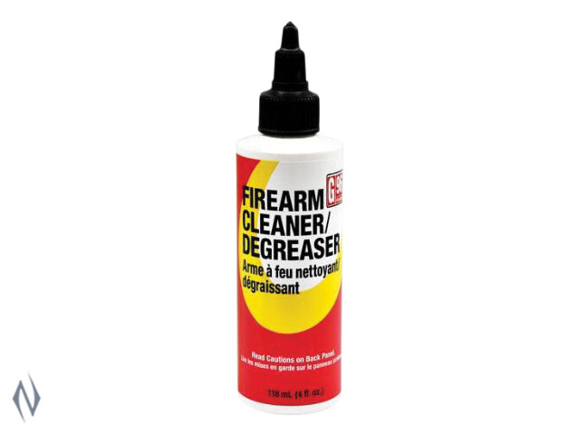 G96 FIREARM CLEANER / DEGREASER  4OZ Image