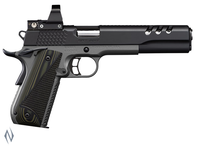 KIMBER 1911 SUPER JAGARE 10MM 8RD 152MM INC DELTA POINT PRO Image