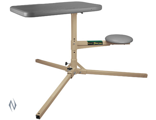 CALDWELL STABLE TABLE DELUXE SHOOTING BENCH Image